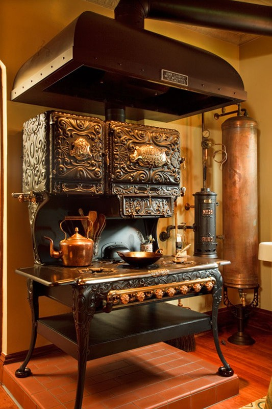 Bond Kitchen Antique Stove